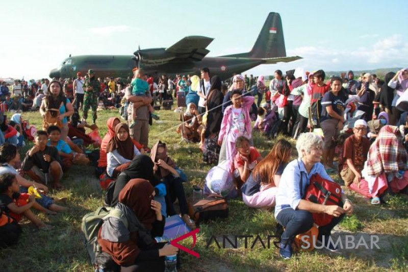 Dompet Dhuafa Bantu Evakuasi Korban Gempa Palu Antara Sumbar