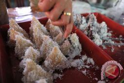 Enaknya kuliner tradisional nikahan Kahiyang