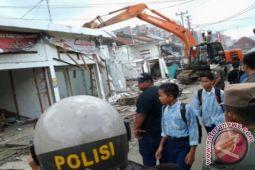 Kabupaten OKU data puluhan bangunan melanggar IMB