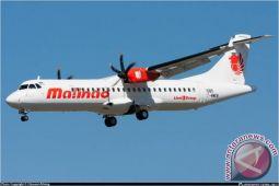Pendaratan perdana Malindo Air di Silangit