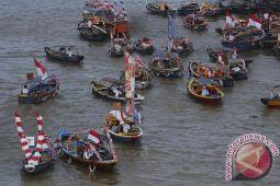 Tradisi perahu bidar terus dilestarikan