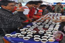 Festival kopi ajang bergengsi di Lampung Barat