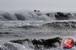 Nelayan diimbau waspadai gelombang tinggi di Laut Arafura