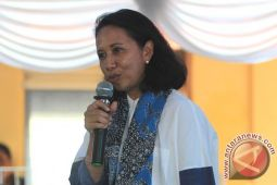 Menteri Rini inginkan petambak udang Muara Gembong sejahtera