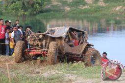 Lampung Tengah di Proyeksikan Lokasi Wisata Offroad