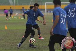 Markho Meraudje gabung latihan Sriwijaya FC
