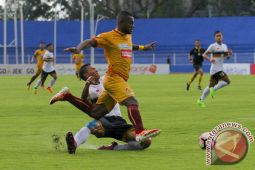 Markho Meraudje masih milik Sriwijaya FC