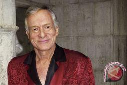 Pendiri majalah Playboy Hugh Hefner tutup usia pada 91 tahun
