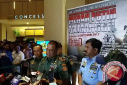 Panglima TNI tonton