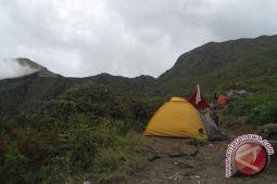 Gunung Gede Pangrango ditutup untuk pendakian