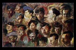 Lukisan Sudjojono dipamerkan di Belgia