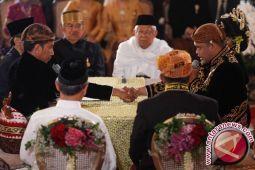 Jokowi nikahkan putrinya Kahiyang dengan Bobby