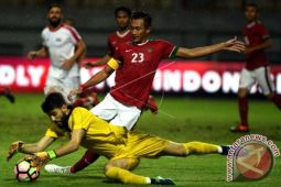 Indonesia harus menang lawan Kirgisztan