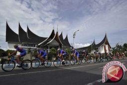 Tour de Singkarak, 19 pembalap tersisi etape 4