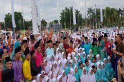 2.020 penari zapin buka Festival Budaya Melayu
