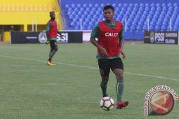 Performa fisik pemain Sriwijaya FC belum prima