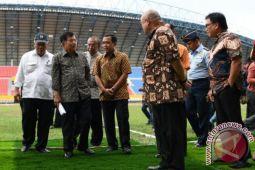 Optimistis sarana Asian Games selesai tepat waktu
