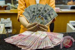 Rupiah menguat ke Rp13.550