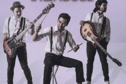 Orchest Stamboel, band lokal yang dilirik label Eropa
