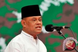 Gatot Nurmantyo: TNI/Polri harus jaga ulama