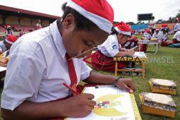 Zidni titp gambar ke Menhub untuk Presiden Jokowi