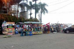 Pemkot Palembang tertibkan pedagang K5