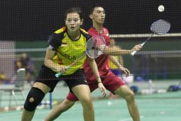 Ronald dan Annisa bangkit dari kekalahan di  China Masters