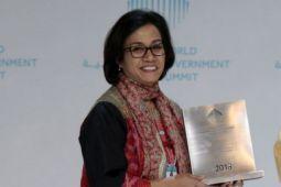 Sri Mulyani Menkeu terbaik Asia Pasifik 2018