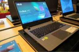 Asus VivoBook A407, notebook pertama dengan fingerprint