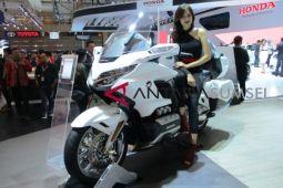 Honda Gold Wing masuk Indonesia, harganya Rp 1 miliar