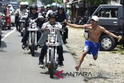 Politik sepeda motor Jokowi