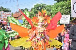 Mahasisw IPB kenalkan keragaman budaya Indonesia