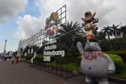 Promosi Asian Games Jakarta-Palembang  2018