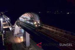 LRT Palembang segera operasikan seluruh stasiun