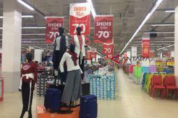 H-1 lebaran, OPI Mall Palembang capai 30 ribu pengunjung