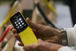 Alasan Nokia pisang tidak masuk Indonesia