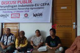 Walhi kritisi perundingan Indonesia-Uni Eropa di Palembang