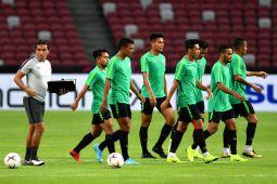 Pelatih Timnas janjikan variasi taktik kontra Timor Leste