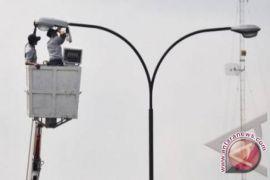 Dishub targetkan pasang 1.000 meteran lampu PJU