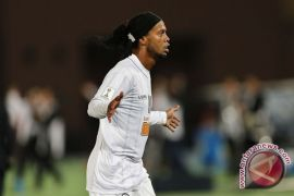 Ronaldinho kunjungi Palembang bulan Maret