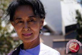 Amnesty International cabut penghargaan HAM untuk Aung San Suu Kyi