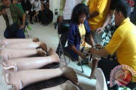 Dinsos OKU tunggu realisasi bantuan kaki palsu
