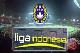 PSSI hentikan Liga 1 hingga waktu yang tak ditentukan
