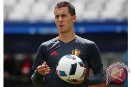 Chelsea tidak membawa Hazard di pertandingan Liga Europa