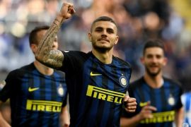 Gol tunggal Inter raih kemenangan dramatis di markas Sampdoria
