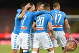 Napoli tempel Juve di puncak klasemen Liga Italia