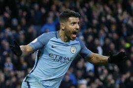 Sergio Aguero perpanjang kontrak bersama Manchester City