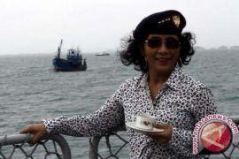 125 kapal pencuri ikan ditenggelamkan serentak