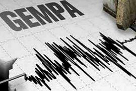 Padang diguncang gempa 5,4 SR