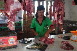Disnakan catat konsumsi daging capai 4.789,19 ton
